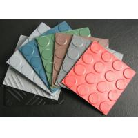 Quality Waterproof Industrial Rubber Sheet For Mat , Anti - slip Rubber Flooring Sheet for sale