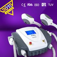 Wholesale E-light IPL RF 110V 50 - 60Hz  E-light IPL Beauty RF White Gray Equipment with Drive Power 1400W from china suppliers