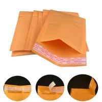Wholesale Strong seams and Self sealing #0 6x10 Gold Kraft Air Bubble Mailers shipping envelopes from china suppliers