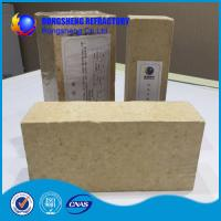 Quality Silicon Mullite Kiln Refractory Bricks for Cooling Zone , Compact and Good Wear Resistance for sale