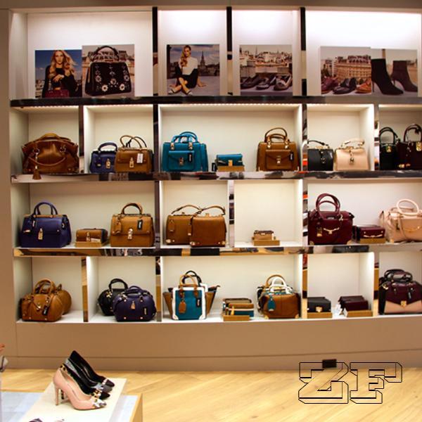 eaeef32609 Luxury Wooden Handbag Shop Display Stands of ec91139795