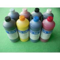 Wholesale Refilled Influent Printing Epson Pigment Ink , Waterproof Epson 7800 9800 Inks from china suppliers