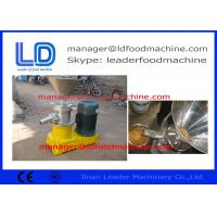Wholesale Famous Brand Food Grade Stainless Steel Peanut Butter Machine  For Wet Particle Processing from china suppliers