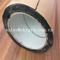 Quality Strong Adhesive Kraft Paper Butyl Rubber Sheeting Roll Sound Absorbing Damping for sale