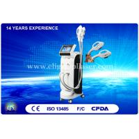 Wholesale Intense Pulsed Light IPL Hair Removal Machine multifunction 2 handles from china suppliers
