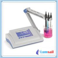 Quality Multi-parameter System pH/pX/ORP/C/R/TDS/Salinity/DO/Ion/T Meter LS-MP708 for sale