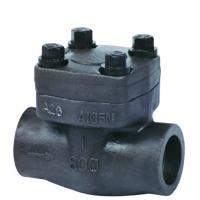 Forged steel sw end lifting check valve 800lbs - 1500lbs