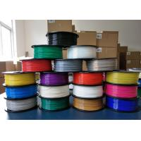 Quality 1.75mm 3.00mm High Quality 3D Printer PLA ABS Filament Full Colors for sale