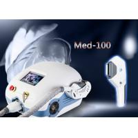 Wholesale Professinal 640nm - 1200nm Hair Removal Machines Big Spot Size 15 x 50mm² Net weight 28kgs from china suppliers