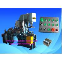Wholesale milli rejection rate 4 rotary stations rotor casting machine from china suppliers