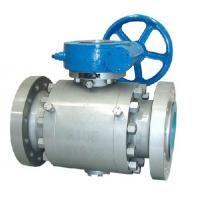 3pc Forged Steel Trunnion Ball Valve