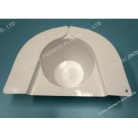 Quality Polypropylene Specimen Collector Pans 800Cc Propene Polymer Commode Hat for sale