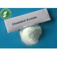 Quality 99% Steroid Powder Clostebol Acetate Turinabol For Muscle Mass CAS 855-19-6 for sale
