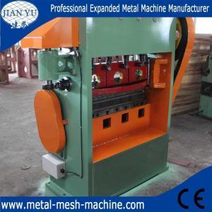 JQ25-6.3 Expanded metal mesh machine for brick reforcing mesh making