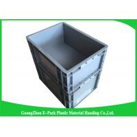 Quality Euro Industrial Plastic Containers , Customized Euro Plastic Storage Boxes for sale