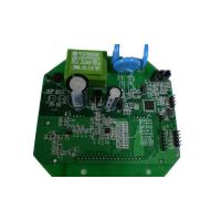 FR4 Electronic Board Assembly / Lead Free HASL Multilayer Pcb Fabrication
