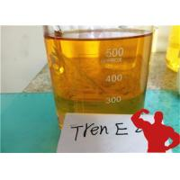 Quality Semi - Finished Injectable Anabolic Steroids Trenbolone Enanthate 200 For Muscle Gaining for sale
