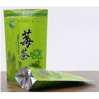 Moisture Proof Stand Up Plastic Bags For Tea / Coffee Non Breakage