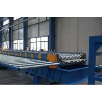 Wholesale 2+2 Type Discontinuous PU Sandwich Panel Roof Production Line for 40-200mm from china suppliers