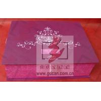 Decorative Cardboard Storage Boxes With Lids , Luxury Candle Boxes
