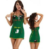 Quality Adult Ladies Horror Zombie Sexy Girl Costumes , Fancy Dress Adult Halloween Costumes for sale