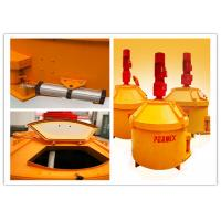 Quality High Chrome Alloy Refractory Mixer Machine , Sand Mixing Vertical Concrete Mixer for sale