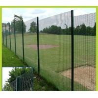 Quality Hot Dipped Galvanized Fence Panel , PVC Coated  358 High Security Fence For Airport for sale