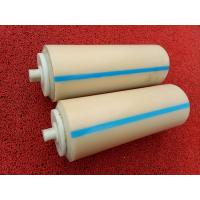 Quality Corrosive Resistant Fertilizer Plant Nylon Rollers With Diameter 89×190mm for sale