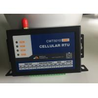 Weight 256g GSM RTU Controller IP30 Housing Option Network Remote Setting