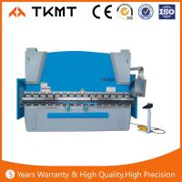 Hydraulic plate profile CNC bending machine