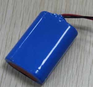 li ion battery 18650 pcm battey pack