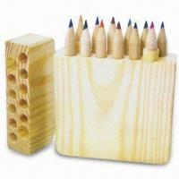 Wholesale Colored Pencils, Made of Natural Wood from china suppliers