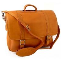 2012 Black classic leather bag with pocket