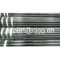 Din1629 ST52 Cold Drawn Seamless Tube , Chemical Plant Round Steel Tubing
