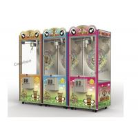 Wholesale Plush Mini Candy Toy Doll Claw Crane Vending Machine Custom Made from china suppliers