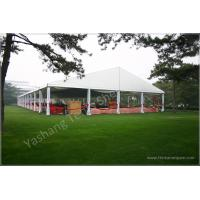 Buy 20 x 60 Large Outside Luxury Wedding Tents Party Canopy ISO CE Certification at wholesale prices
