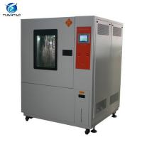 Electronic Humidity Control Cabinet , Humidity And Temperature Controlled Chamber