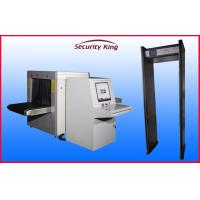 Buy cheap 22 inch High Resolution LCD Screen X Ray Luggage Scanner Security with 65 * 50cm from wholesalers