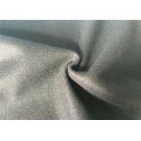 Quality Double Side Wool  Material , Merino Wool Cloth Anti - Static for sale