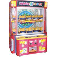 Wholesale Double Overturn Prize Vending Machine , Coin Operated Simulator Toy Crane Game Machine from china suppliers