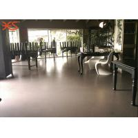 Quality Green Self Levelling Compound , Flow Automaticly Garage Floor Self Levelling Compound for sale