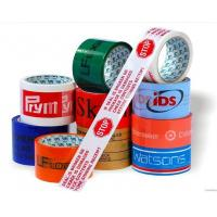 Buy colorful red / green Eco-friendly rubber BOPP Packaging Tape for workshop carton package at wholesale prices