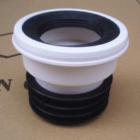 High Strength Toilet Waste Extension Pipe Internal And External Extrusion Molding