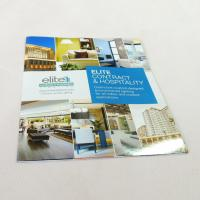 Wholesale Company Catalogue / Booklet / Brochure Printing Services 128 / 157 gsm Matt from china suppliers
