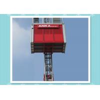 Quality Man Material Construction Hoist Elevator With 2000kg Load Capacity for sale