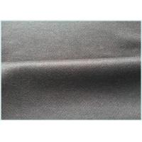 Quality Herringbone Childen'S Cloth Stretch Wool Fabric 650g / M 55P Breathable Warm for sale