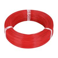 FEP Jacket Teflon Hook Up Wire Fire Resistant Shielded UL1738 AWG10 - AWG30