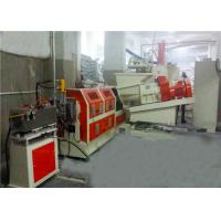 Buy EVA TPE Shoe Sole Material Rubber Kneader Machine With Underwater Cutting System at wholesale prices