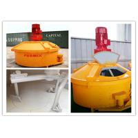 Quality High Efficiency Counter Current Mixer Hydraulic With 1-3 Unloading Doors Industrial for sale