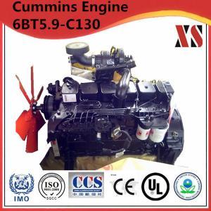 Cummins diesel engine for construction machinery 6BT5.9-C130